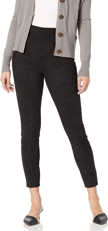 Hue Women's Store Microsuede Regular discount Leggings