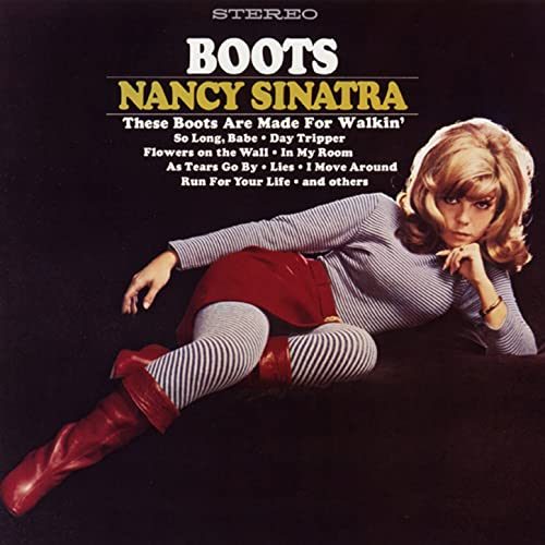 60993679c45 These Boots Are Made For Walkin  by Nancy Sinatra on Amazon Music ...