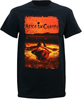 King's Road Alice in Chains Men's Dirt Album Cover T-Shirt