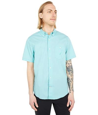 Nautica Navtech Slim Fit Shirt (Wave Green) Men