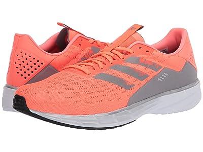 adidas Running SL20 (Signal Coral/Dove Grey/Core Black) Men