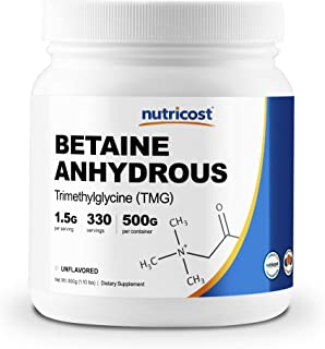 Best betaine anhydrous workout Reviews