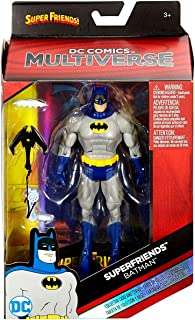 DC Comics Multiverse DC Superfriends Batman Exclusive Action Figure 6 Inches