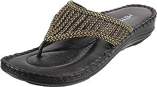 Metro Women's 44-518 Fashion Slippers