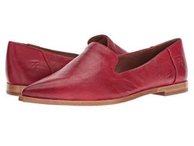 Frye Kenzie Venetian (Red Antique Soft Vintage) Women