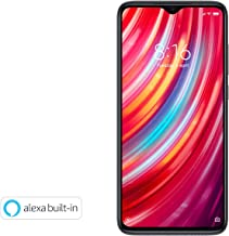 Redmi Note 8 Pro (Shadow Black, 6GB RAM, 128GB Storage)