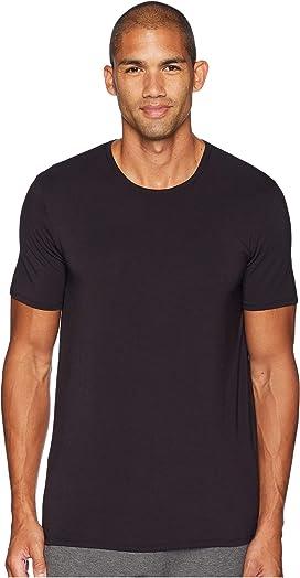b2a8449b Essential Fit Supersoft Modal Crew Neck T-Shirt. 6. Jockey