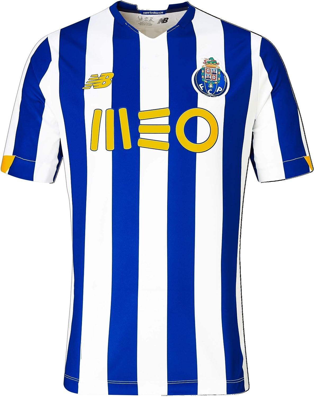 New Balance Herren Fc Porto 2020/21 Home Ss Jersey SS Jersey: Amazon.de:  Bekleidung