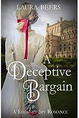 A Deceptive Bargain: A Regency Spy Romance (The Beckett Files Book 5) Kindle Edition