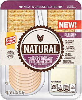 Best oscar mayer natural meat and cheese plates Reviews