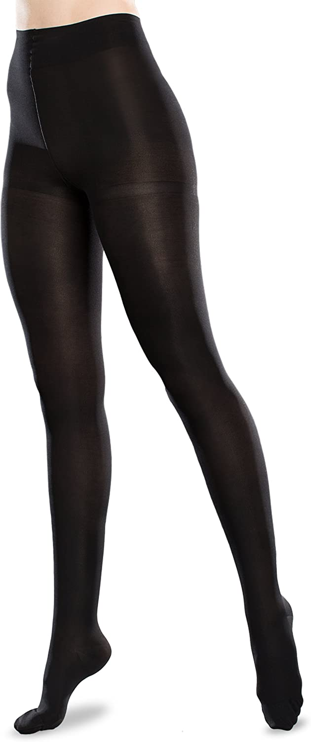 Ease Microfiber 20-30mmHg Moderate Compression Support Tights