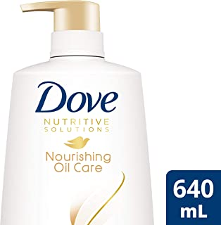 Dove Nutritive Solutions Shampoo Nourishing Oil Care  3 x 640ml