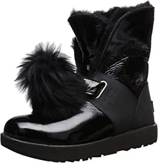 Women's W Isley Patent Waterproof Fashion Boot