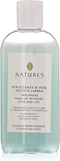 Nature's Two-Phase Makeup Remover for Eyes and Lips, 120ml