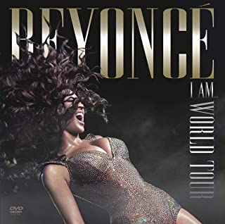 I Am...World Tour [DVD de Audio]