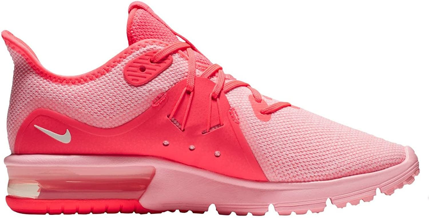 Nike Women's Air Max Sequent 3 Nylon Running shoes