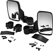 Offroad Rear View Side Mirror for UTV (Pack of 2) For 1.6