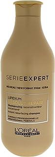 L'Oreal Serie Expert Lipidium ABSOLUT REPAIR Instant Resurfacing Shampoo 300 ml [並行輸入品]