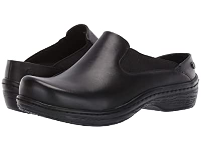 Klogs Footwear Sail (Black Full Grain) Women