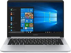 Huawei Laptop MateBook D 14in FHD Touchscreen (i7-8550U 8GB 512GB SSD GeForce MX150) (Renewed)