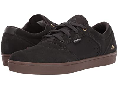 Emerica Figgy Dose (Grey/Gum) Men
