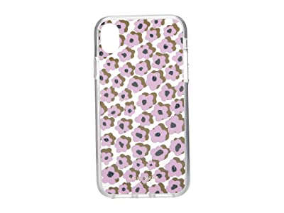 Kate Spade New York Jeweled Flair Flora Phone Case for iPhone XR (Orchid Multi) Handbags