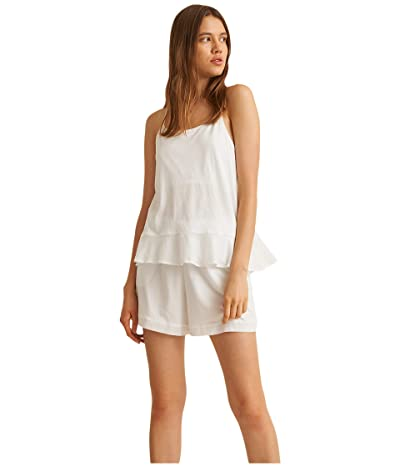 Skin Natural Skin Candice Organic Cotton/Modal Cami (White) Women