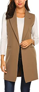 Best long sleeveless down vest Reviews