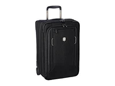 Victorinox Werks Traveler 6.0 2-Wheel Frequent Flyer Carry-On (Black) Luggage