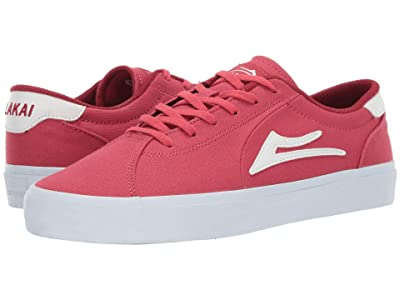 Lakai Flaco II (Red Canvas) Men