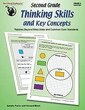 Second Grade Thinking Skills & Key Concepts