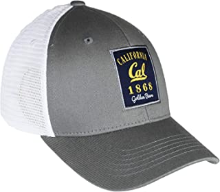 Top of the World Cal Bears Official NCAA Adjustable Ranger 26 Hat Cap Mesh Curved Bill 814568