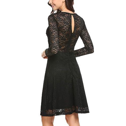Kleider schwarz 44