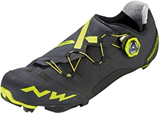 NORTHWAVE(ノースウェーブ) GHOST XCM BLACK/YELLOW FLUO サイズ:42