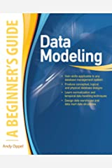 Data Modeling, A Beginner's Guide Kindle Edition