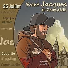Les chemins du pélerinage de Saint-Jacques