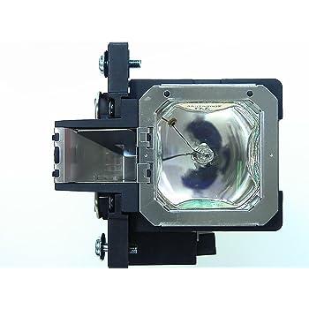 JVC DLA-HD100 Projector Assembly with Original Bulb Inside