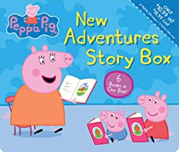 New Adventures Story Box (Peppa Pig)