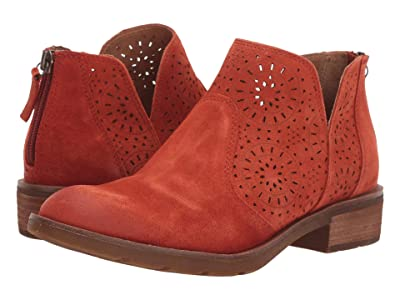 Sofft Barrosa (Sunset Orange Oiled Cow Suede) Women