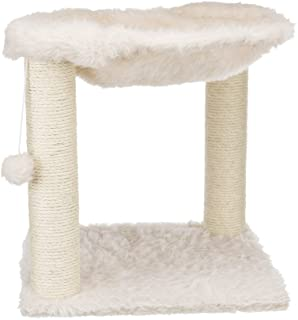 Baza Scratching Post with Hammock XXL, Dangling Pom-Pom, for Large Cats