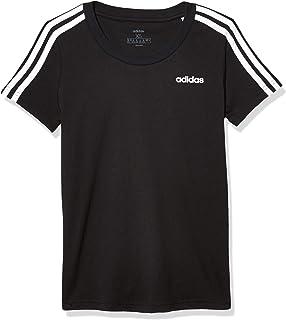 Adidas Essentials - Camiseta de 3 Rayas para Mujer