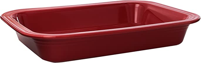 product image for Fiesta 9-Inch by 13-Inch Lasagna Baker, Scarlet