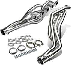For Ford Mustang 4.6L V8 Engines 4-1 Long Tube Stainless Steel Clamp on Exhaust Header Kit