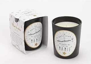 WAX LYRICAL Bougie parfum/ée Figue Exotique Dur/ée de Combustion Environ 20 Heures
