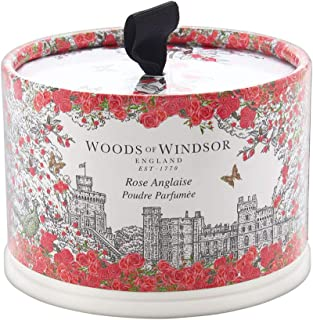 Woods Of Windsor True Rose Dusting Powder, 3.5 Ounce