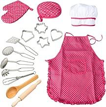 Amazon.es: gorro cocinero niño