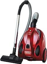 Aspirador de Pó 220V, Black+Decker, Vermelho