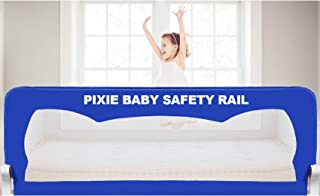 Pixie Baby safety bed rail, L102xW35xH42 cm, Blue