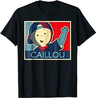 Best caillou t shirt Reviews