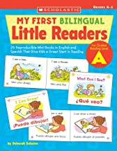 My First Bilingual Little Readers: Level A: 25 Reproducible Mini-Books in English and Spanish That Give Kids a Great Start in Reading (Teaching Resources) PDF